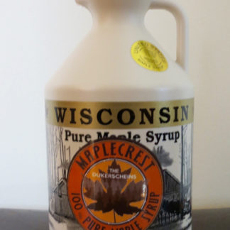 Quart Plastic Jar Grade A Golden Color Maple Syrup